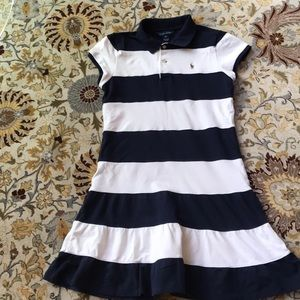 Ralph Lauren cute flair dress